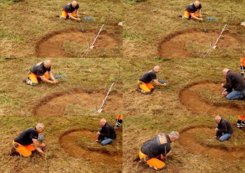 Sètches Pires - chantier de juin - Wicourt - Spirale pour insectes