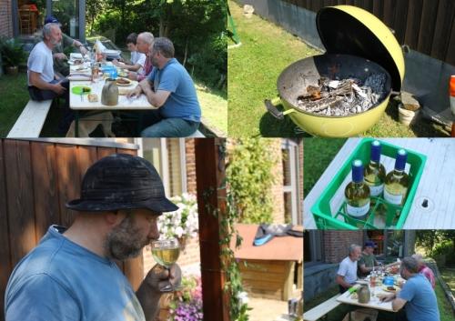 Sètches Pires - Chantier de Buret - août 2015